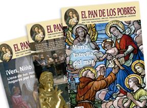 Suscríbete a El Pan de los pobres