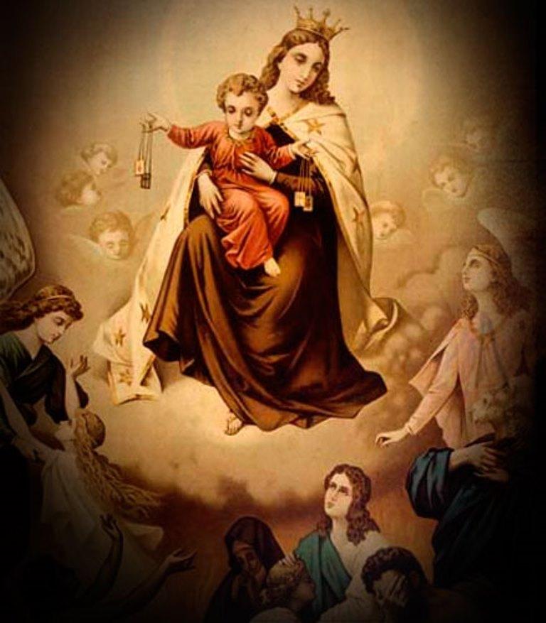 Nuestra Señora del Carmen | El pan de los pobres