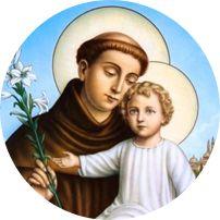 Resultado de imagen para San Antonio de Padua