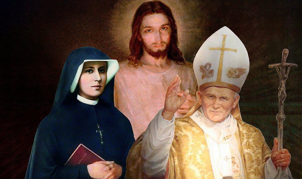 San Juan Pablo II y su gran devoción a la Divina Misericordia   El pan de  los pobres