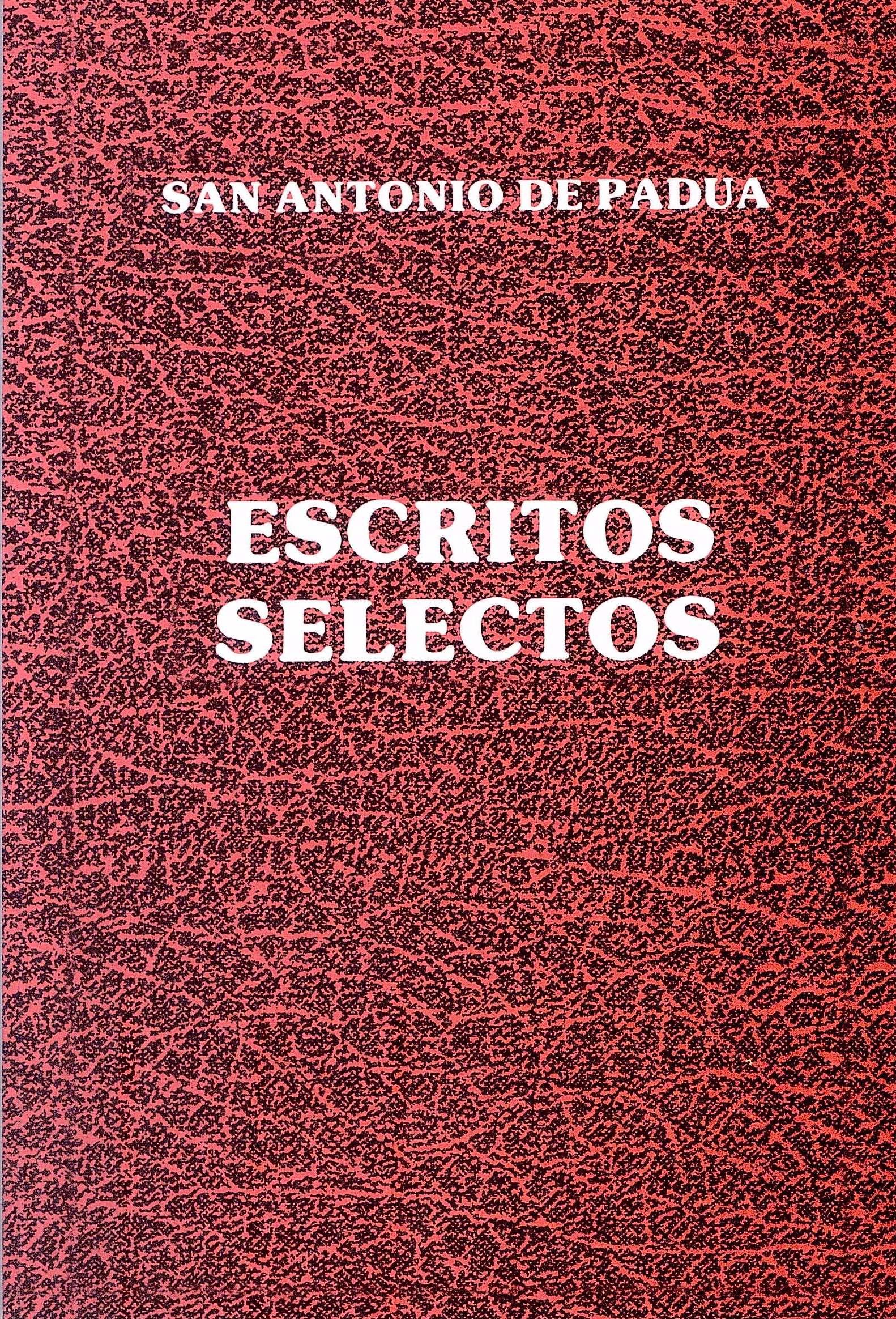 Escritos Selectos de San Antonio de Padua