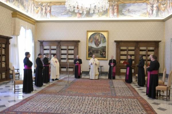 Audiencia del Papa Francisco - 19 de Agosto 2020