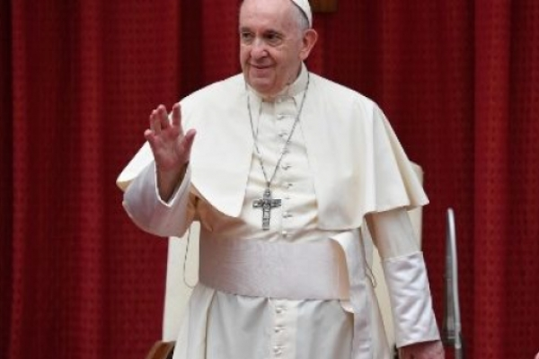 Audiencia del Papa Francisco - 23 de Septiembre 2020