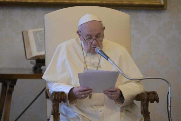 Audiencia del Papa Francisco - 26 de Agosto