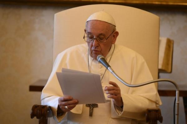 Audiencia del Papa Francisco - 5 de Agosto 2020
