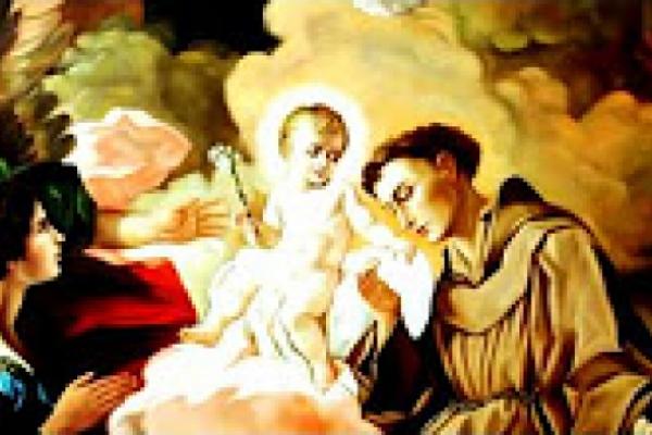 San Antonio de Padua. Canción de los Pajaritos. Vida de San Antonio de Padua