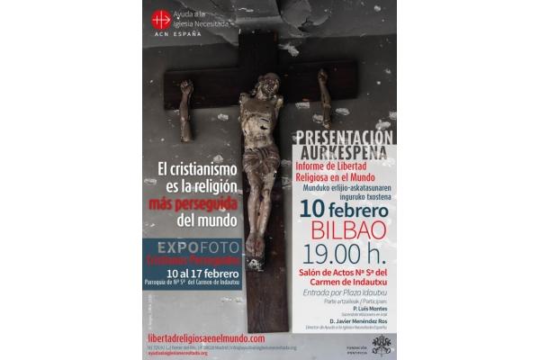 Informe Libertad Religiosa en Bilbao. Del 10 al 17 de Febrero