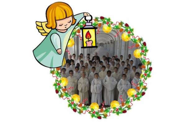 Concierto de Navidad de la Escolanía del Valle de los Caídos, Madrid