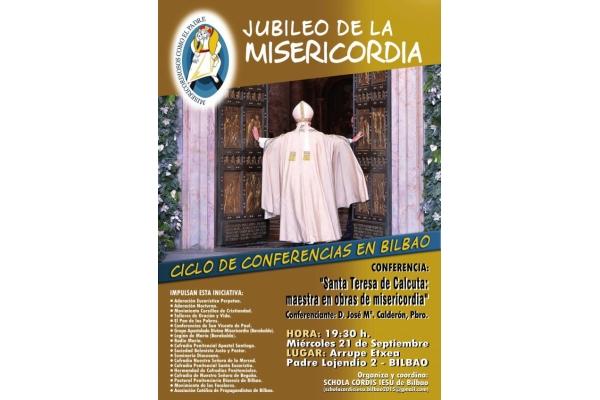 José María Calderón Pbro. - Santa Teresa de Calcuta