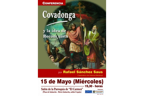 Conferencia de la reconquista. D. Rafael Sánchez