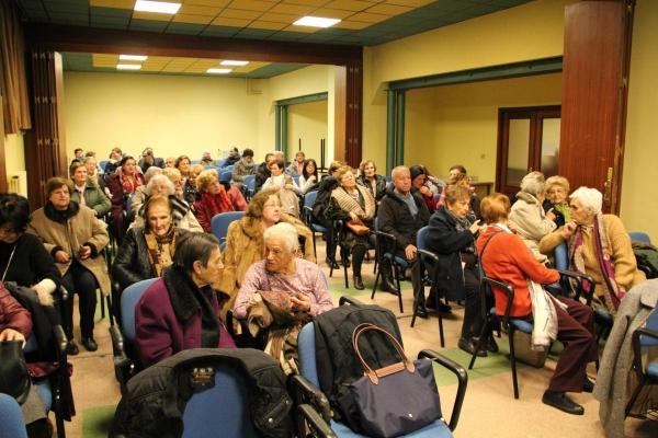 Convención anual en Bilbao. El Pan de los Pobres. 28 de Noviembre 2017