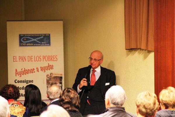 Convención anual de El Pan de los Pobres a nuestros suscriptores en Bilbao, 23 de Noviembre 2016