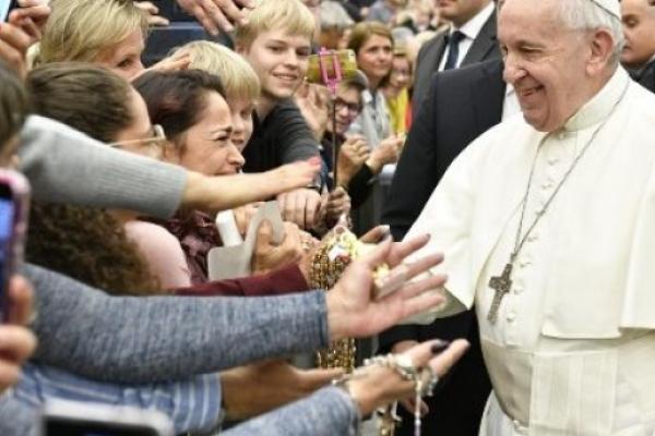 El Papa. Dios nos conceda el don de las lágrimas por haber ofendido a quien amamos