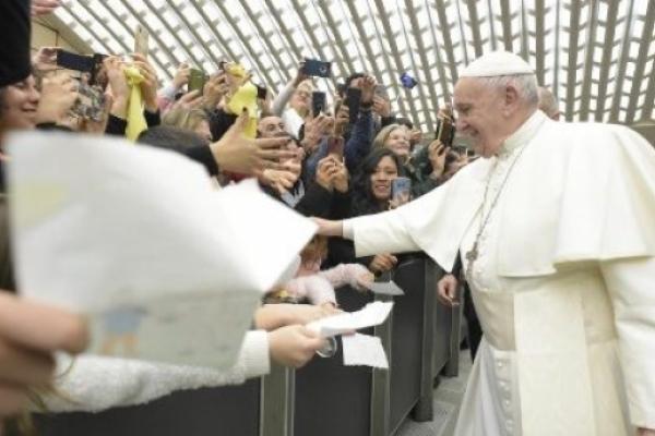 El Papa. Trabajar juntos por los más vulnerables nos acercará a la unidad - 22 enero 2020