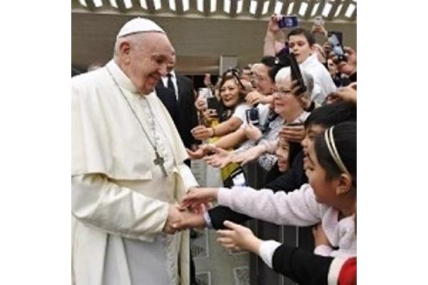 El Papa la tierra más hermosa para conquistar es el corazón del hermano