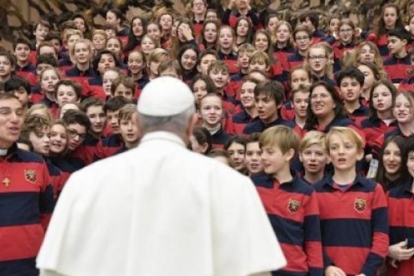 El Papa: Vivir las bienaventuranzas nos otorgará alegria y paz - 29 de enero 2020