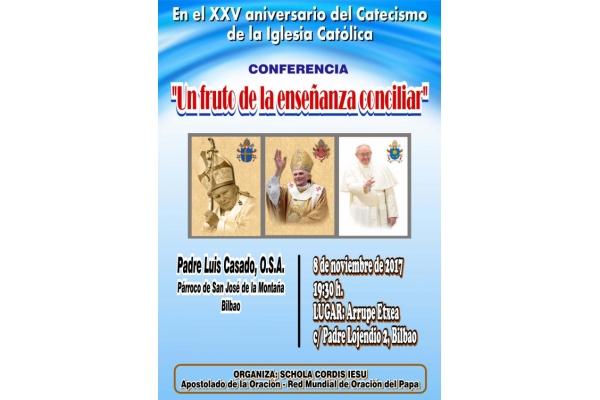 En el XXV aniversario del Catecismo de la Iglesia Católica