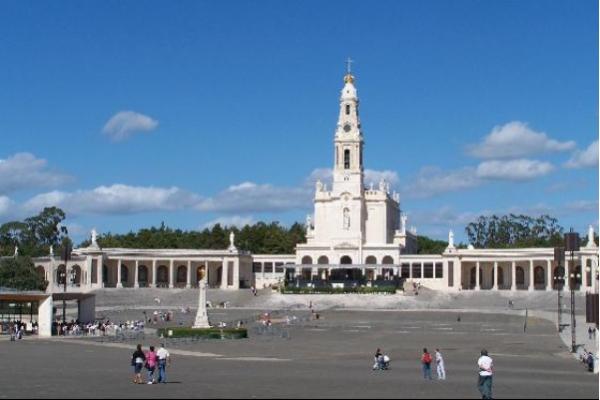Basílica de la Virgen de Fátima