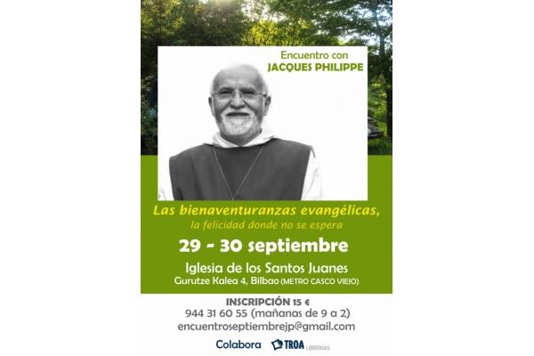Jacques Philippe. Iglesia de los Santos Juanes, Bilbao