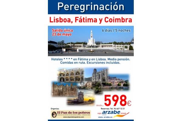 Peregrinación a Fátima 2018