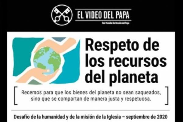 Respeto de los recursoso del planeta - Septiembre 2020