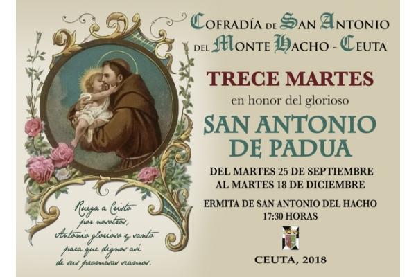 Trece Martes a San Antonio de Padua