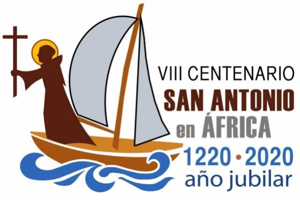 VIII Centenario San Antonio en África 1220-2020 año jubilar