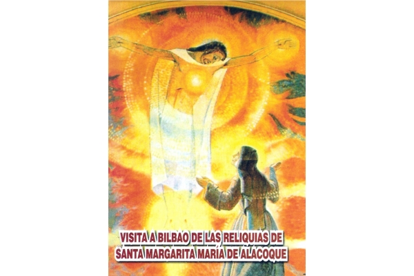 Visita a Bilbao de las Reliquias de Santa Margarita María de Alacoque. Martes, 16 de Octubre 2018