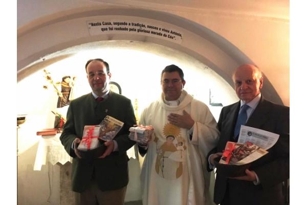 Vuestras Peticiones y Gracias ante San Antonio de Padua en Lisboa. Del 1 al 30 de Noviembre