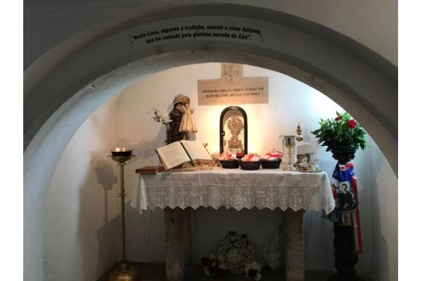 Vuestras peticiones y gracias ante San Antonio de Padua en Lisboa