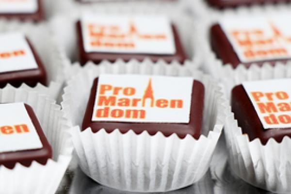 La Catedral de Linz financiará parte de su restauración con la venta de chocolates