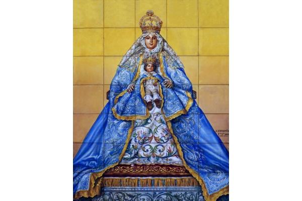 Sevilla inicia los homenajes a su Patrona: la Virgen de los Reyes