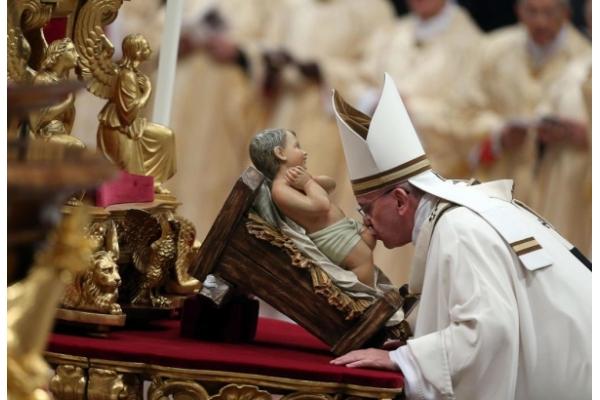 Mensajes del Papa Francisco sobre el Adviento