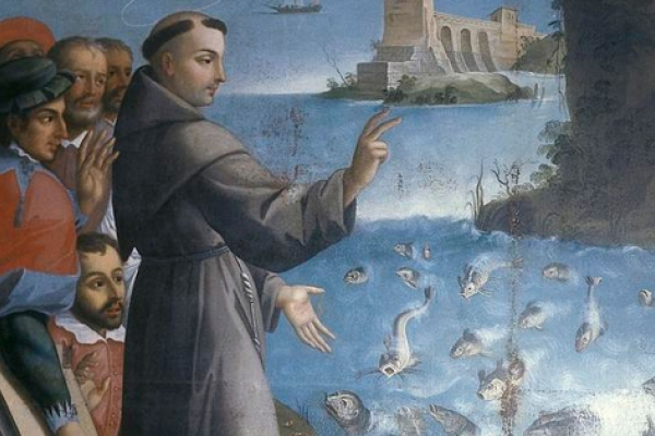 Los sermones de San Antonio de Padua