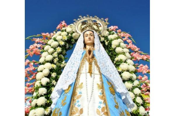 Comienza la Novena en honor a la Virgen de Itatí