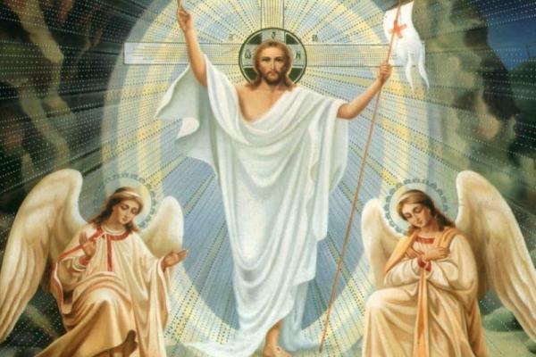 ¡Aleluya, Cristo ha resucitado!