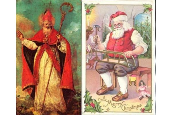 Santa Claus, ¿tiene relación con lo que celebramos los cristianos?