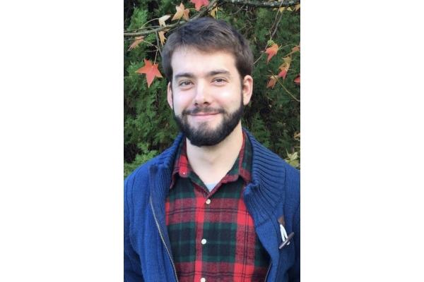 Borja Uriarte, con 25 años, es el párroco más joven de Vizcaya