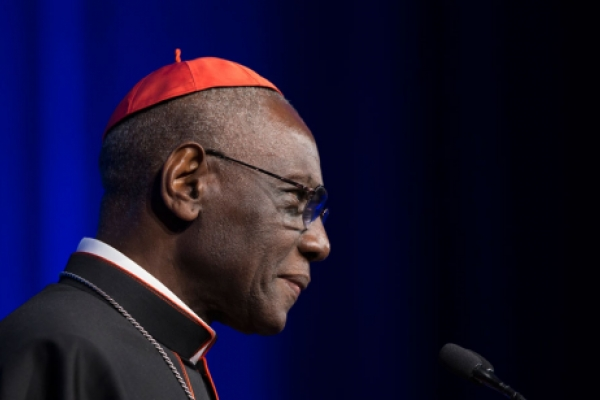 Fragmento del libro 'Le soir approche et déjà le jour baisse' (Se acerca la tarde y el día casi ha terminado) del Cardenal Robert Sarah