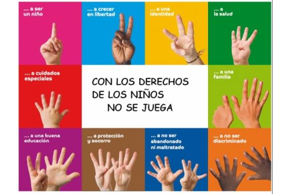 Madrid: Manifestación el 18 de mayo.¡Con los derechos de los niños NO se juega!