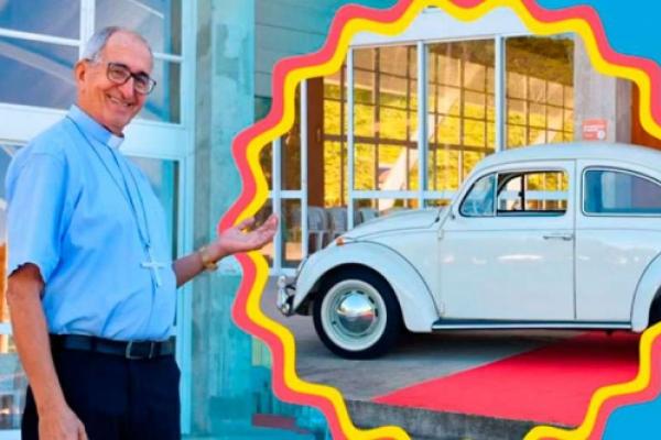 Obispo brasileño rifa su auto para ayudar a santuario mariano