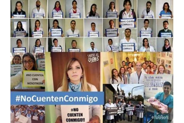 #NoCuentenConmigo Argentina