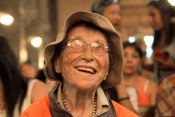 La «abuela peregrina»: 94 años y casi 1.000 kilómetros en 40 días