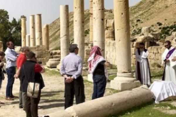 En Jordania se encuentran numerosos monumentos