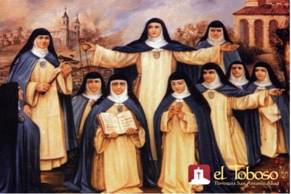 Esta es la historia de las 14 mártires Concepcionistas que serán beatificadas