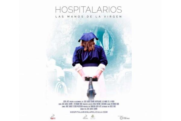 Tamara Falcó, emocionada tras ver la película «Hospitalarios: Las manos de la Virgen»