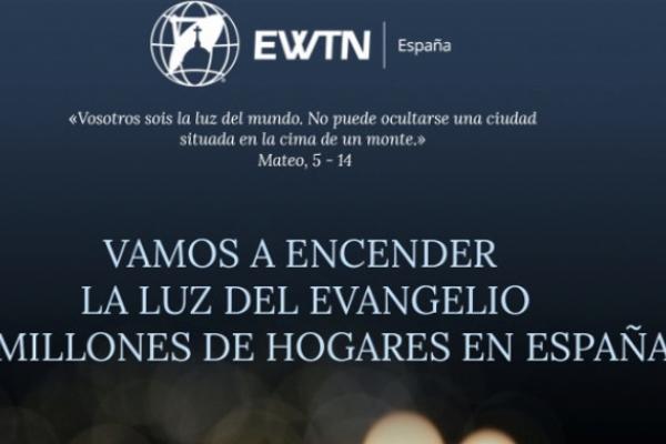 Llega a España EWTN,la mayor cadena de televisión católica del mundo