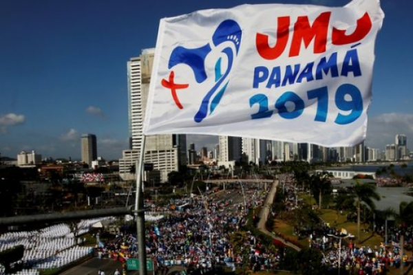 Arranca la JMJ de Panamá 2019