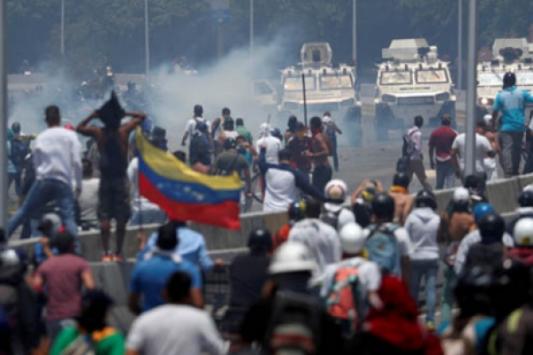 La Conferencia Episcopal Venezolana publicó un comunicado, exigen respeto y garantía Derechos Humanos