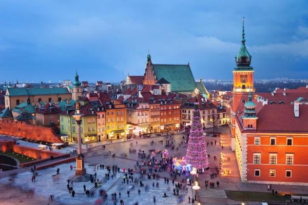 Marcha de los Reyes Magos Polonia